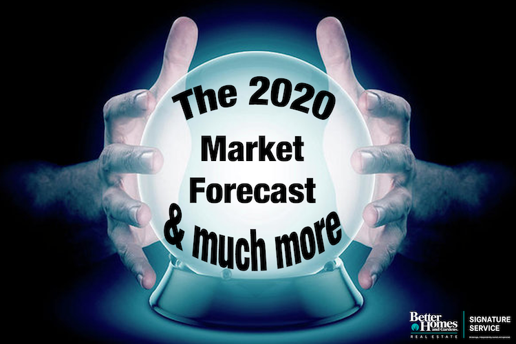 Your 2020 Market Forecast and more...